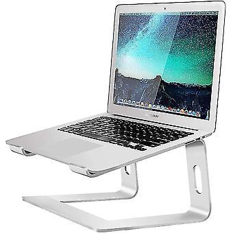 Fém tartó kompatibilis laptop állvány (ezüst)