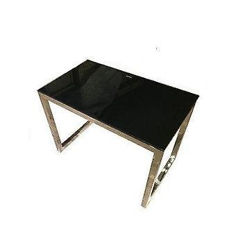 قطعة قماش جلدية بسيطة، أريكة صغيرة، غرفة استقبال ومزيج طاولة الشاي