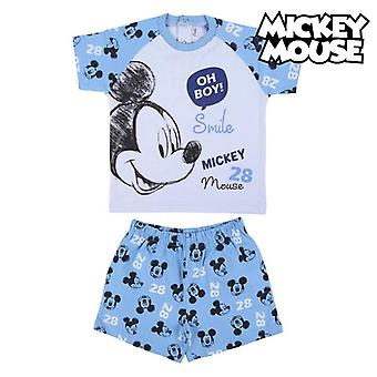 Children's Pyjama Mickey Mouse Blue