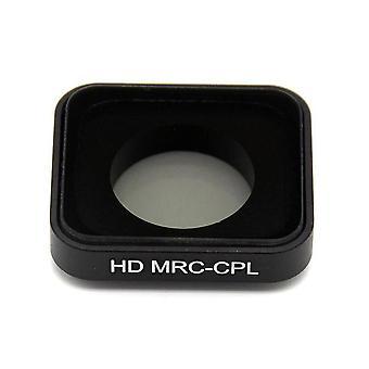 HD MRC CPL szűrő vízálló lencseház tok GoPro HERO 5/ HERO 6 akciókamera