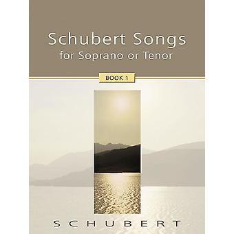 Schubert Sånger 1
