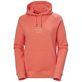 Helly Hansen F2F Cotton Hoodie 62936284 universal all year women sweatshirts