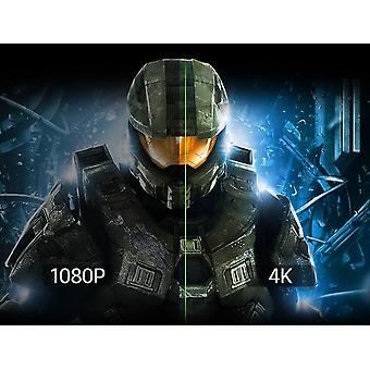 Näyttö 15.6 Kannettava näyttö Ps4 Xbox Ips Usb C -pelikonsolille
