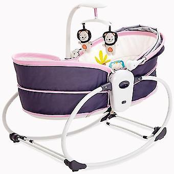Baby Bed Cradle Rocking Chair Shaker Recliner Basket Nest