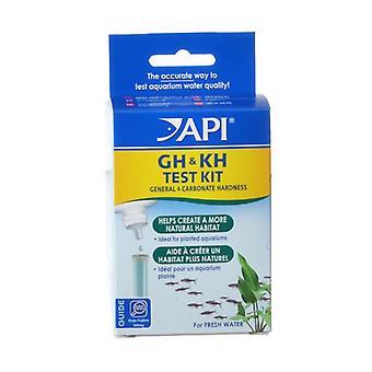 API Sötvattenhårdhet GH & KH Test Kit - GH & KH testkit