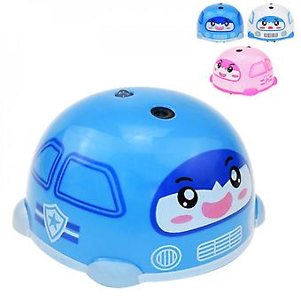 Children's Induction Toy Car Gesture Induction Obstacle Avoidance Following Remote Control Carblue