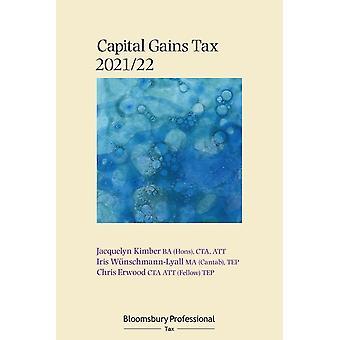 ブルームズベリープロフェッショナルキャピタルゲイン税2021/22