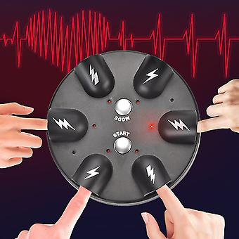 Adult Mini 6-slit Polygraph Mini Electric Shock Heartbeat Detector