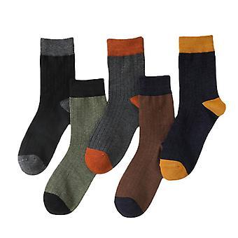 Pánske tubové ponožky Bavlnené ponožky