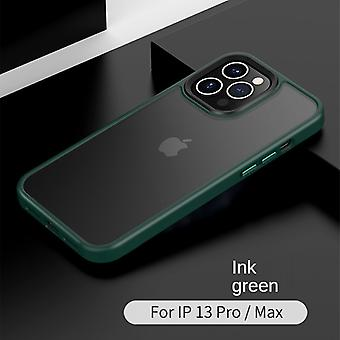 Suitable For Iphone13pro Max Mobile Phone Shell Matte Texture Aluminum Alloy Button Apple Protective Cover