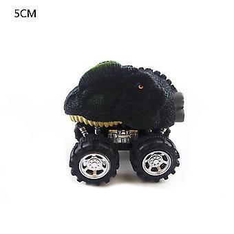 子供のおもちゃ恐竜プルバック車バウンス車ミニカーモデル誕生日プレゼント