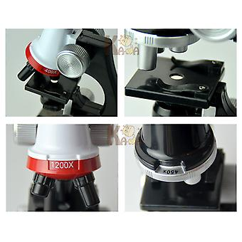 Sofirn Early Education Biological Science High-definition 1200 Times Microscope Toy Children's Science And Education Set