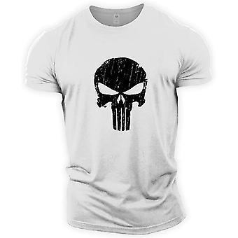 Punisher Skull Bodybuilding Haut