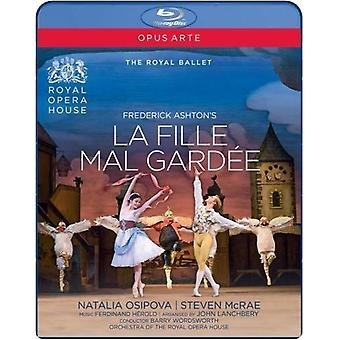 La Fille Mal Gardee [Blu-ray] USA import