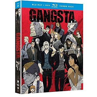 Gangsta: The Complete Series [Blu-ray] USA import