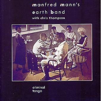 Manfred Mann's Earth Band - Criminal Tango [CD] USA import