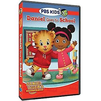 Daniel Tiger Nachbarschaft: Daniel geht zur Schule [DVD] USA Import