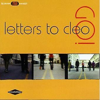 Letters to Cleo - Go! [CD] EUA importação