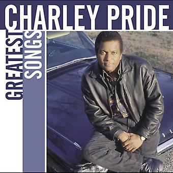 Charley Pride - Greatest Songs [CD] USA import