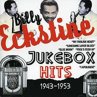 Billy Eckstine - Jukebox Hits 1943-53 [CD] USA import
