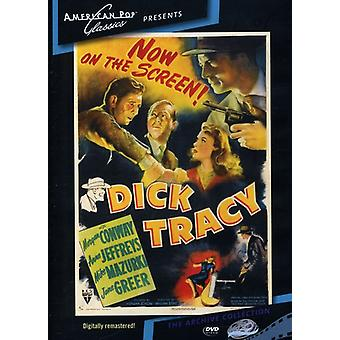Dick Tracy Detective (1945) [DVD] USA importere