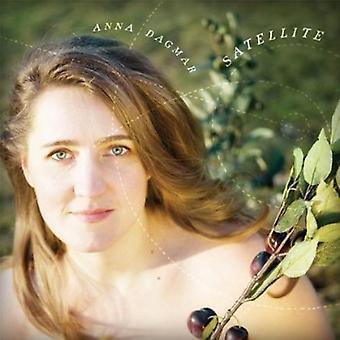 Anna Dagmar - Satellite [CD] USA import