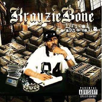 Krayzie Bone - Fixtape Vol. 3-Lyrical Paraphernalia [CD] USA import