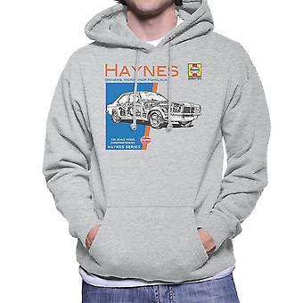 Haynes Owners Workshop Manual 0108 Vauxhall Victor VX4-90 Men's Hooded Sweatshirt