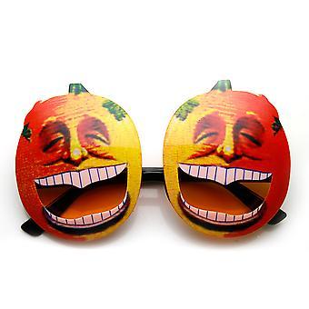 Kürbiskopf Lachen böse dumme Neuheit Halloween Party Sonnenbrille