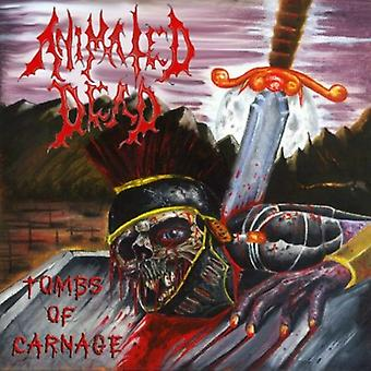 Animated Dead - Tombs of Carnage [CD] USA import