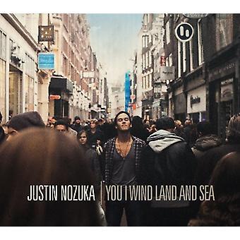 Justin Nozuka - You I Wind Land & Sea [CD] USA import
