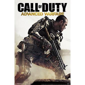 Call of Duty - Advanced Warfare - Abdeckung Kunst Poster Plakat-Druck