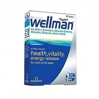 Vitabiotics - Wellman Original 30 capsule