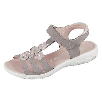 Ricosta Chica Graphit 6422000450 universal summer kids shoes