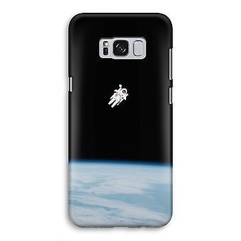 Samsung Galaxy S8 volledige afdrukken geval (Glossy) - alleen in de ruimte