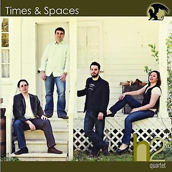 Glass/Macdonald/Petersen - Times & Spaces [CD] USA import