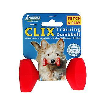 Giocattolo del cane CLIX DUMBBELL Medium