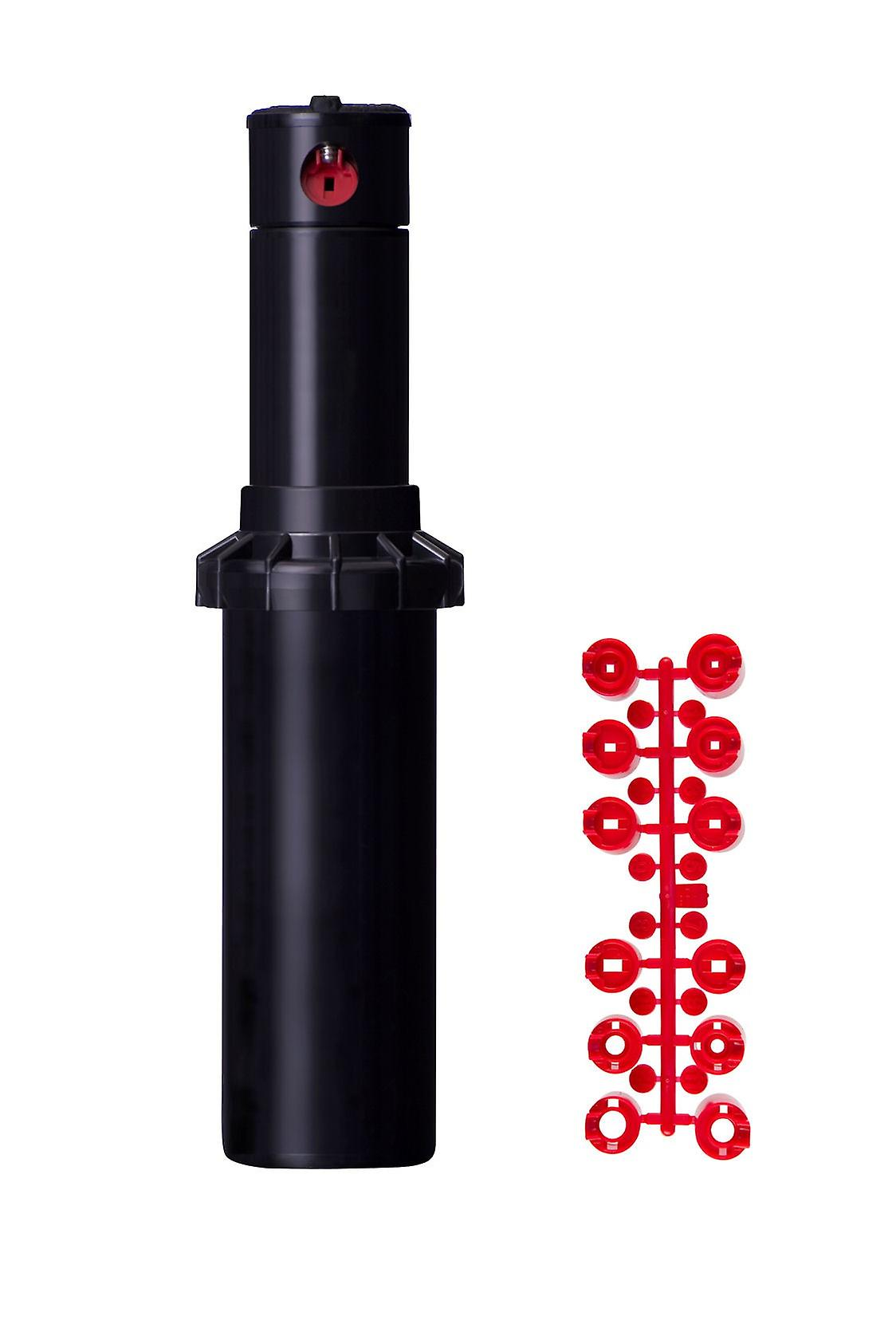 Hunter PGP-ADJ  10 cm pop-up, Adjustable arc, 12 Red nozzles rack