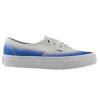 Vans chaussures Skate authentique Ombre bleu blanc 0000018797_0
