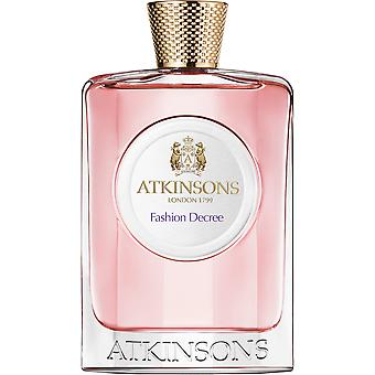 Atkinsons Fashion Decree Eau de Toilette 3.3 oz / 100ml New In Box