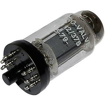 EL 12/375 Vacuum tube Output pentode 250 V 72 mA Number of pins: 8 Base: Y8A Content 1 pc(s)
