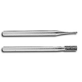 Donau Elektronik 2 carbide frezen cutter Ø 0,5 + 1,8 mm 1709