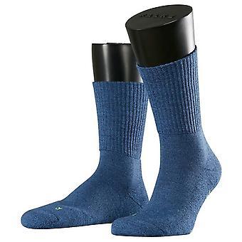 Falke Walkie Light Midcalf Socken - Light Denim Blue