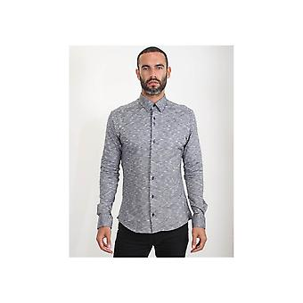 Remus Ashton Slim Shirt doublé