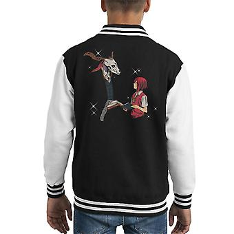 The Ancient Magus Bride Kid's Varsity Jacket