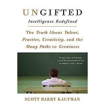 Dom - inteligência redefinido pela Scott Barry Kaufman - 97804650669