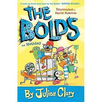 بولدس في عطلة من جوليان كلاري-كتاب 9781783445202