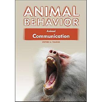 Comunicazione animale di Stephen M. Tomecek - 9781604130911 libro