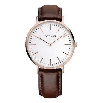 Bering unisex klassieke horloges 13738-564