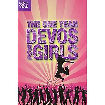 Das einjährige Buch der Andachten für Mädchen